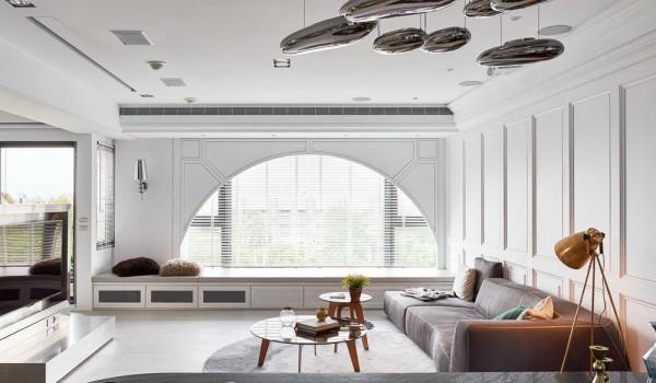 Xu hướng kết hợp cổ điển và hiện đại trong thiết kế nội thất