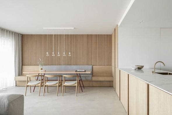 Màu sắc thay đổi cảm nhận về không gian nội thất thế nào?