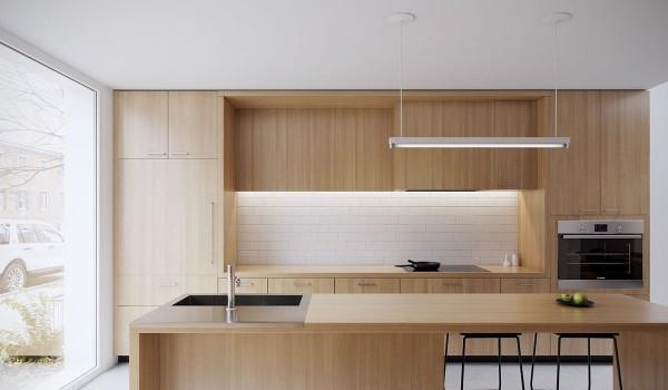 Luôn trang trí căn bếp như trái tim của ngôi nhà