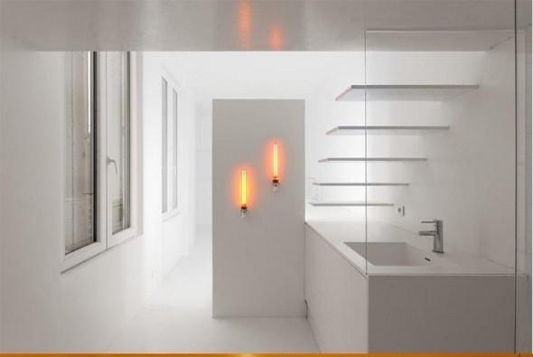 Khi ánh sáng tạo nên sự đổi thay bất ngờ cho không gian nội thất